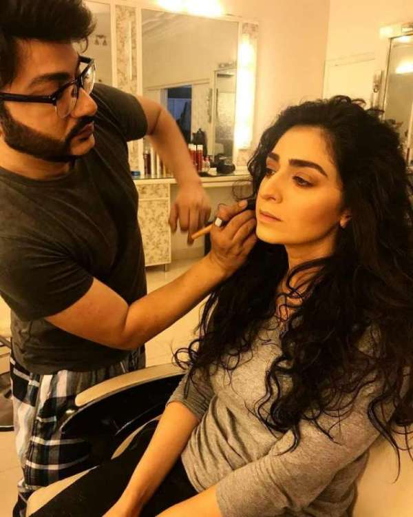 Hair And Makeup Maven Akif Ilyas Got Nikkahfied