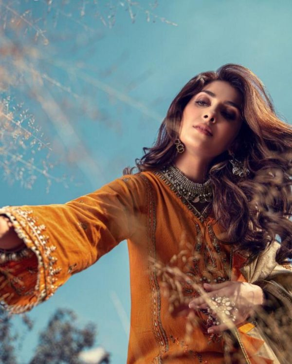 Ayeza Khan Nails The Ethereal Look In Her Latest Shoot