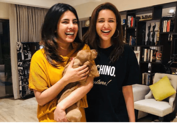 Priyanka Chopra Misses Parineeti Chopra On Her Birthday