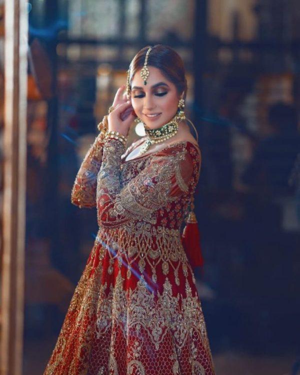 Sabeena Farooq Is Breathtaking In Her Latest Bridal Shoot