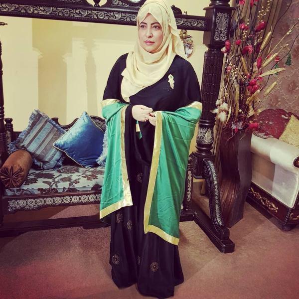 Famous Actress And Host Uzma Tahir's Preparations For Eid Milad Ul Nabi