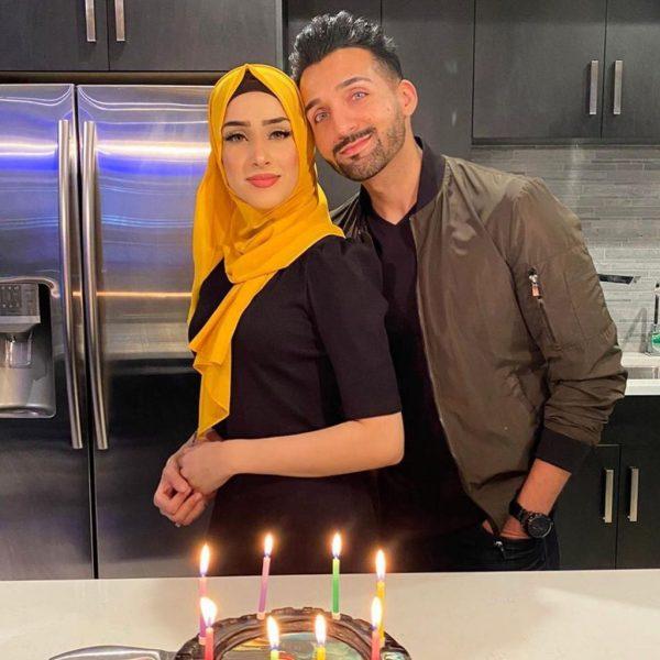 Sham Idrees Celebrated Birthday With Family