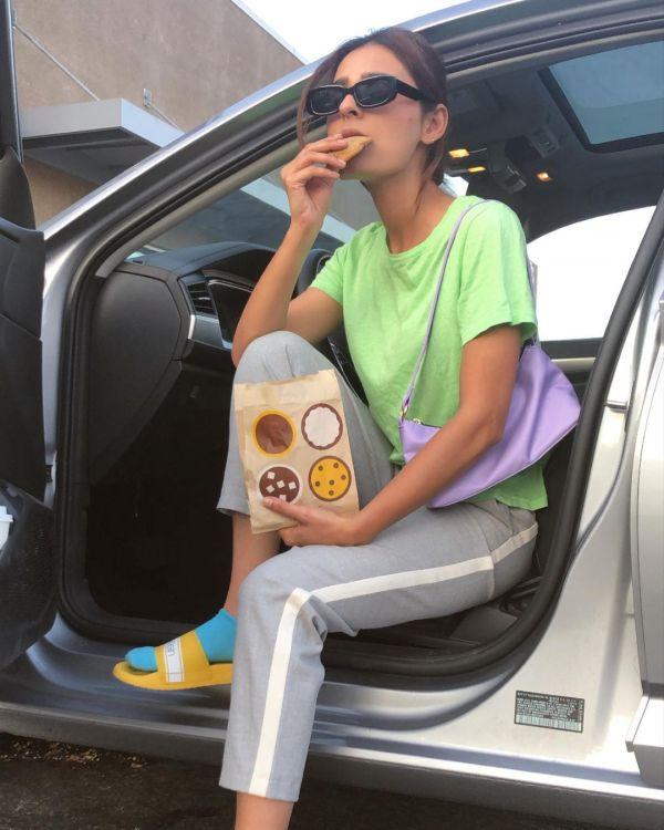 Sadia Ghaffar with Her Husband Hassan Hayat Latest Pictures