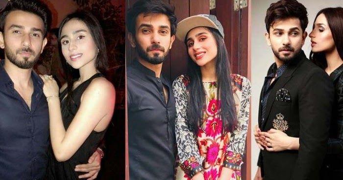 Mashal Khan Addressed Break Up Rumours With Ali Ansari