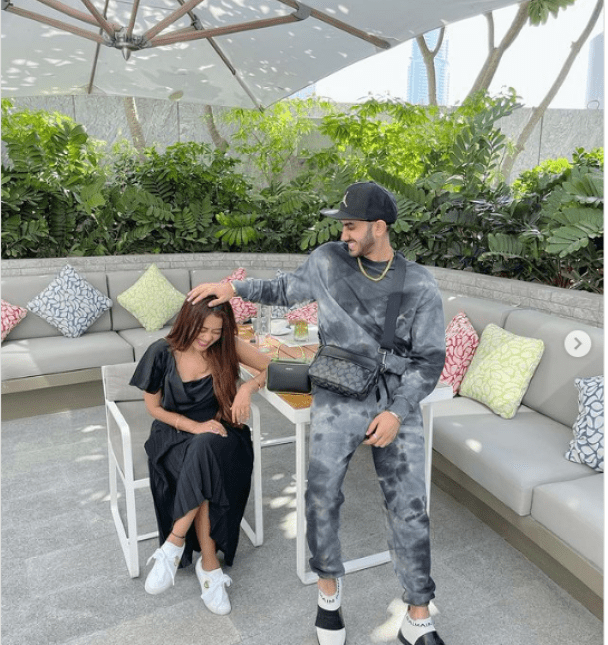 Neha KakKar Romantic Pictures From Her Honeymoon