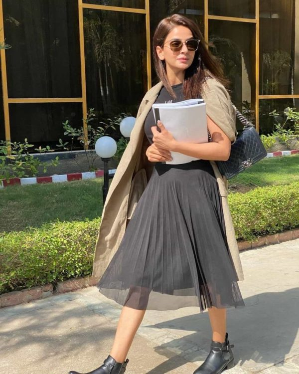 Saba Qamar Latest Beautiful Pictures From Her Instagram
