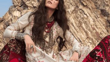 Maya Ali Latest Pakistani Causal Dresses