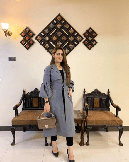 Aiman Khan Has The Latest Pakistani Winter Collection 2020