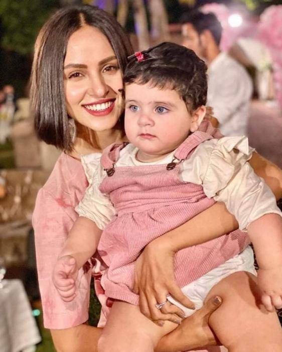 Sidra Batool Celebrates Birthday Of Her Daughter