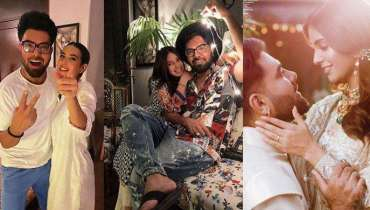 Yasir Hussain Pens Loving Note For Iqra Aziz In Sweet Birthday Tribute