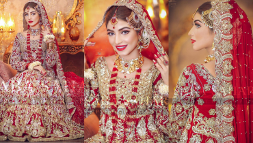 Beautiful Bridal Dresses That Are Kinza Hashmi's Favorite
