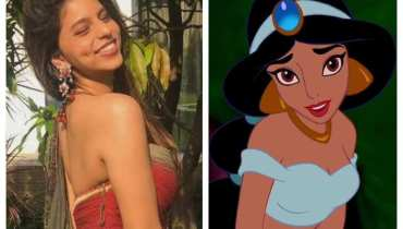 Suhana Khan hopes Disney will introduce him Indian princess