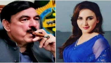 Sheikh Rasheed Is My Brother Claims Hareem Shah