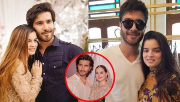 Is Hania Aamir The Reason Behind Feroze And Alizey Split
