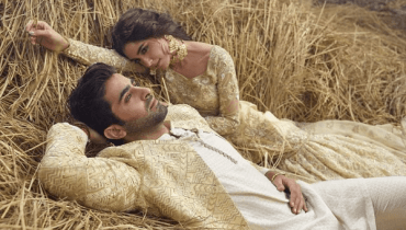 Maya and Sheheryar Look Hot and Bold In Latest Shoot!