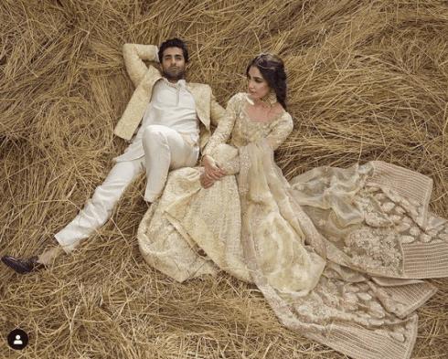 Maya and Sheheryar Look Hot and Bold In Latest Shoot!