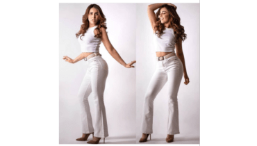 Bold And Beautiful is the Look of Ushna Shah