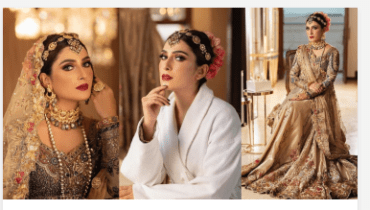 Ayeza Khan drops jaws in recent photoshoot