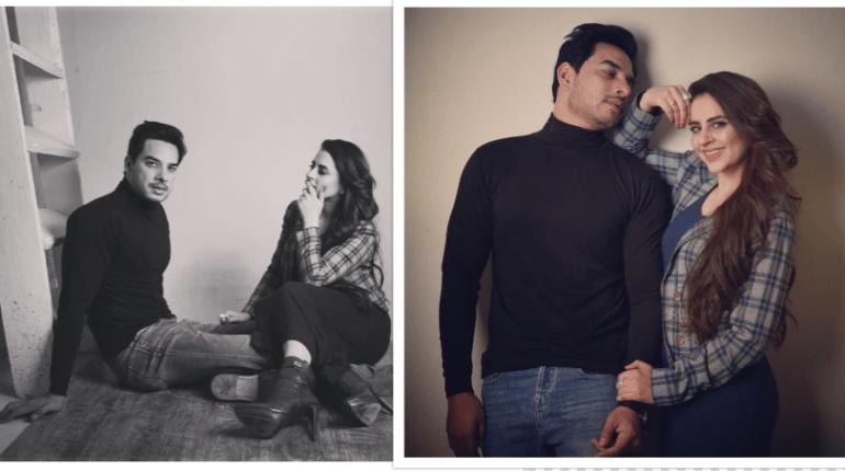 Beautiful Clicks of Fatima Effendi with Husband Kanwar Arsalan