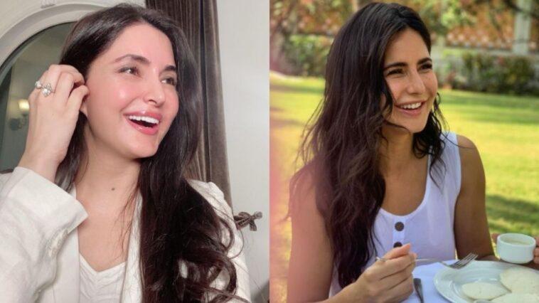 Hamza Ali Abbasi's Sister Fazeela is Katrina Kaif's Look-alike