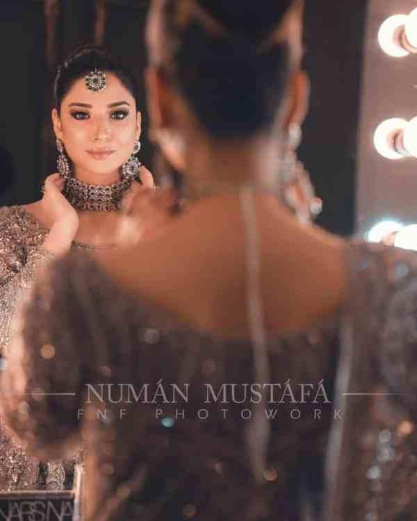 Ramsha Khan Latest Bridal Dresses Photoshoot