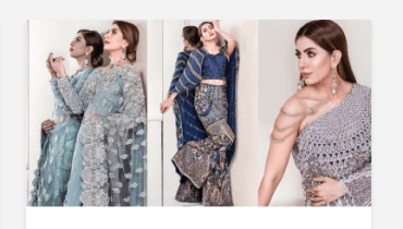 Sadia Faisal Looks Ravishing In Her Latest Bridal Shoot