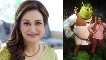 Bushra Ansari Trolled On Social Media for Being Childlike