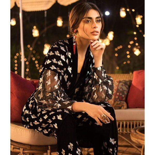 Exclusive Khaadi shoot featuringSadaf Kanwal