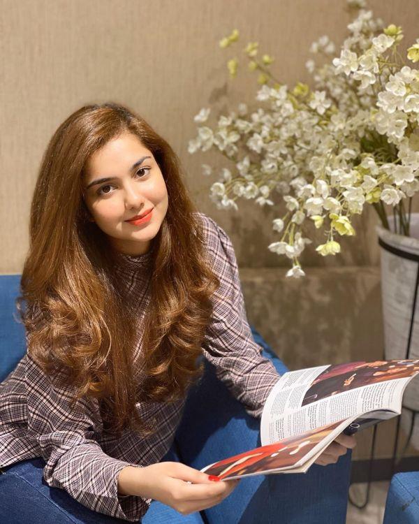 Syeda Tuba Amir steals Spotlight With Her Latest Photoshoot