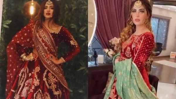 Sonya or Naimal wore same dress who looks better?