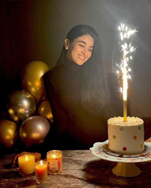 Actress Anmol Baloch Celebrate Her Birthday