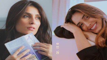 Netizens Think Leticia Almeida Is A Look-Alike Of Ayeza Khan