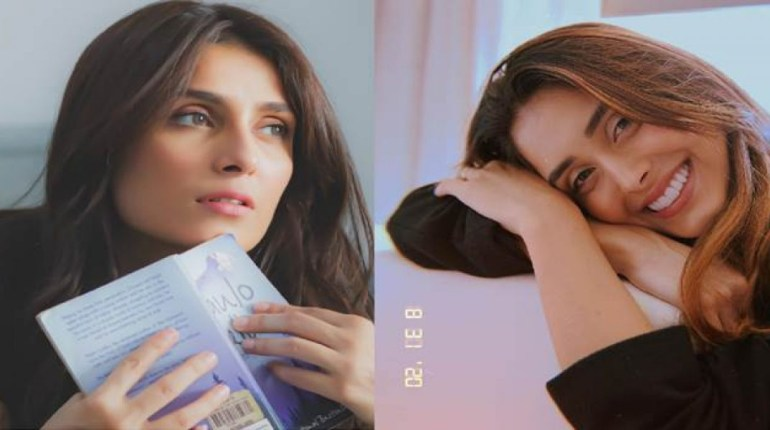 Netizens Think Leticia Almeida Is A Look-Alike Of Ayeza Khan