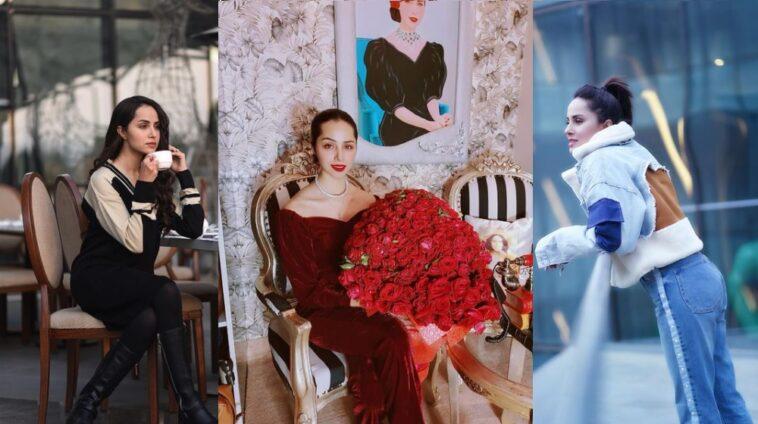 Nimra Khan Kicks Off 2021 In Style