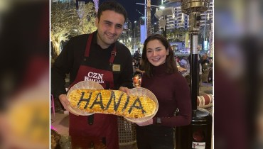 Hania Amir Meets Famous Turkish Chef CZN Burak