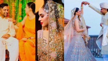 Zohreh Amir Shares Beautiful Wedding Clicks