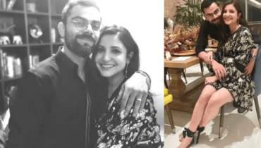 Anushka Sharma and Virat Kohli Spend New Year With Friends