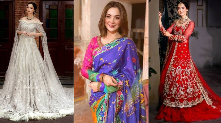 Latest Bridal Shoot Featuring The Ever Gorgeous Hania Amir