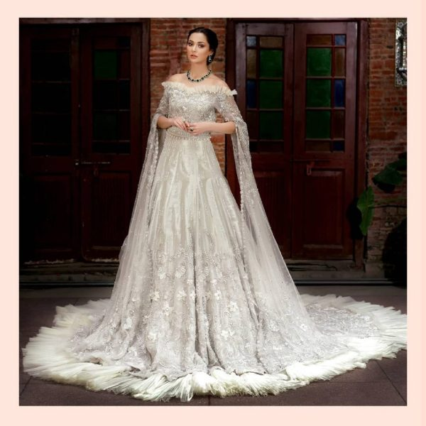 Hania Aamir Sizzles In New Bridal Photoshoot