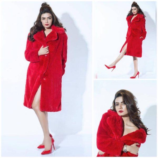 Kiran Haq Hot and Bold Photoshoot