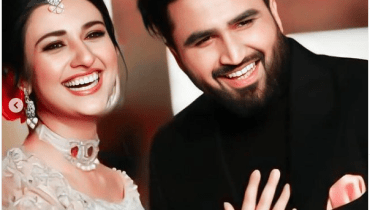 Sarah Khan & Falak Shabir share their fondness on social media