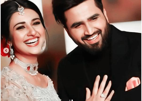 Sarah Khan & Falak Shabir share their fondness on social media
