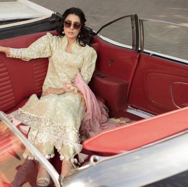 Ayeza Khan Newest Photoshoot For Ansab Jahangir