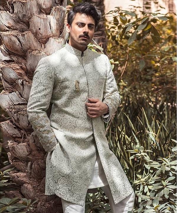 Fawad Khan looks adorable in shoot for wife Sadaf Khan Brand