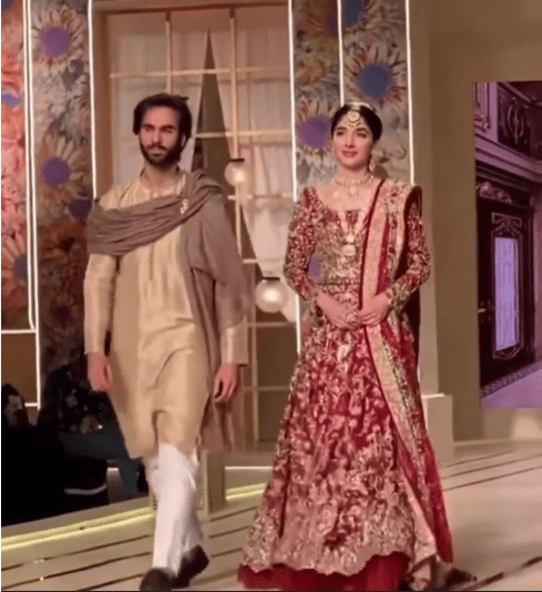 Netizens Curious To Know Relationship of Mawra And Ameer Gilani