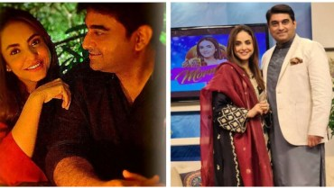 Nadia Khan Was Stunned To See Her Husband's First Surprise