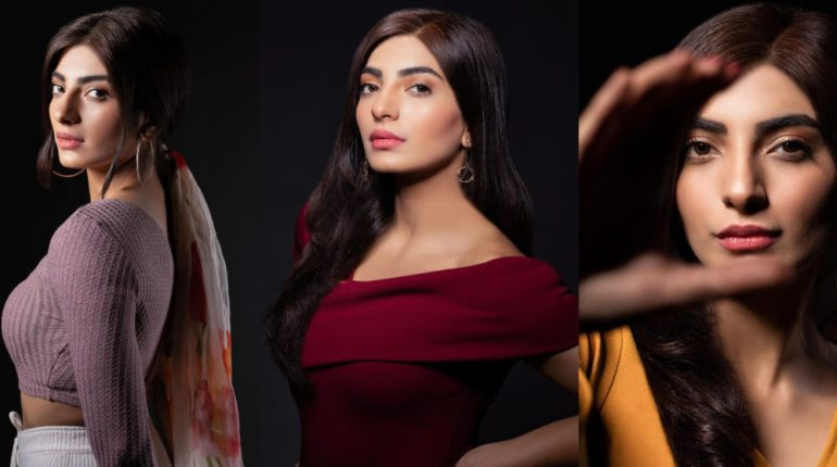 Latest Hot Photoshoot Of Mariam Ansari