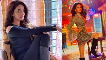 Saba Qamar Receive Backlash On Her Bold Photoshoot