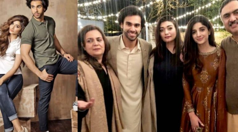 Mawra With Ameer Gilani Family Stirs Curiosity Among Fans