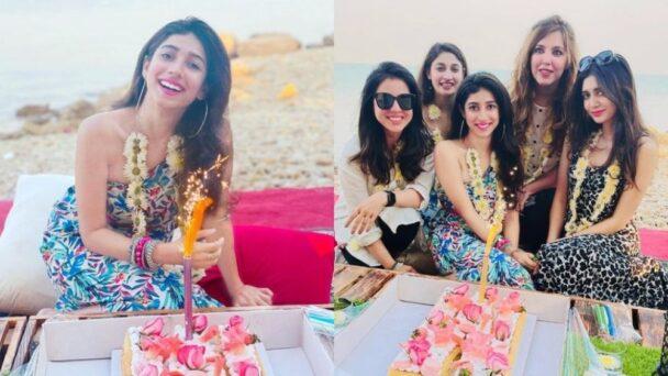 Mariyam Nafees Celebrates Her Beachy Birthday Party